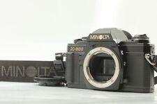 【MINT】 Minolta X-500 35mm SLR Film Camera Black Body from Japan Y103