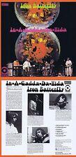 """Iron Butterfly """"In-A-Gadda-Da-Vida"""" Geniales Werk, von 1968! Nagelneue CD!"""