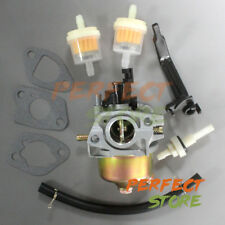 Carburetor For DuroMax XP3500 XP4400 XP4400E XP4400E-CA MX4500 MX4500E 6.5HP 7HP