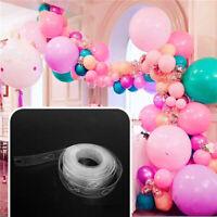 5m Band für Ballon Girlande Kette Luftballon Geburtstag Hochzeit Party Deko DE