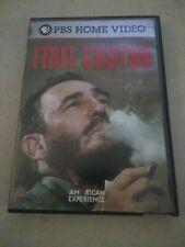 American Experience - Fidel Castro (DVD, 2005)