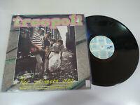 """Treepoli Por Primera vez 1988 Rotorblätter - LP vinyl 12 """" VG/VG - 2T"""