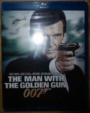 The Man With The Golden Gun Blu Ra