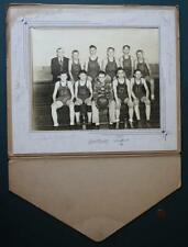 1945 Anderson,Indiana Edgewood Junior High School Basketball signed team photo!*