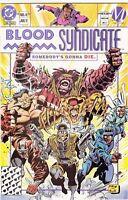 Blood Syndicate #4 Comic Book DC Unread