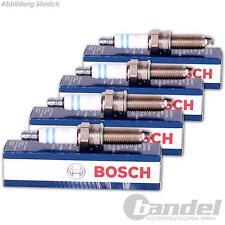 4x BOSCH Zündkerzen Super plus +44 FR8KTC+ 0242229799 MERCEDES BENZ 4 ZYLINDER