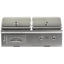 Coyote Centaur 50 Inch Built In Propane Gas Charcoal Dual Fuel Grill