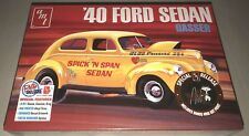 AMT 1940 Ford Sedan Gasser 1/25 scale model car kit new 1088 IN STOCK