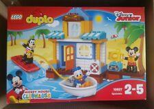 NEW LEGO Duplo 10827 Mickey & Friends Beach House (Disney Junior).