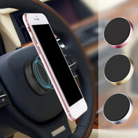 1x Universal Magnetic Magnet Car Phone Holder Mount Stand For Samsung iPhone GPS
