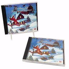 Time Life Treasury of Christmas CD Set 2 Discs 45 Songs Bing Crosby Elvis Burl