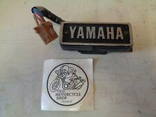 1981 YAMAHA XV750 VIRAGO FUSE BLOCK