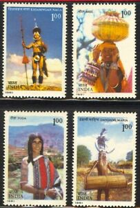 India 1981 Tribes of India Indigenous People  Stamp