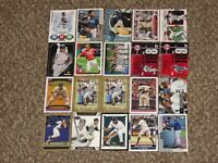 Alex Rodriguez 20 Card Bundle 1990s-2000s Topps Upper Deck Donruss Upper D Lot