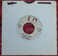 "Shirley Bassey Never, Never, Never 7""– UP 35490 – VG"