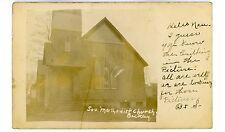 Beckley WV - METHODIST CHURCH - RPPC Postcard West Virginia