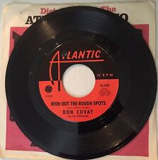 45 Don Covay-You Put Something On Me / Iron Out The Rough Spots, Soul VG+