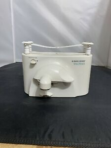 Black & Decker Space Maker Under Cabinet Can Opener EC75 with Mounting Hardware