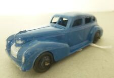 Early Dinky Toys Post War 39 Series American Chrysler Royal Sedan Car