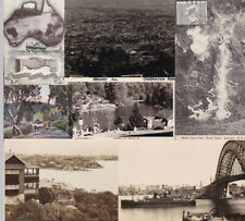 Australia - old postcards - 22 cards- sold as singles - multiple discounts