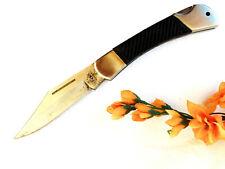 Klappmesser Fox Jagdmesser Outdoormesser Taschenmesser m. Gürteltrage
