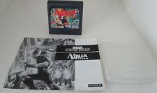 Ninja Gaiden (Sega Game Gear) PAL Modul/Anleitung