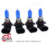 4pcs 5000K Super White 9005 12V 65w Xenon Gas HID High Beam Light Bulb 2 Pair