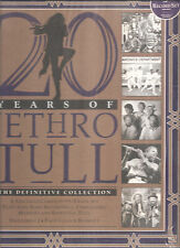 "JETHRO TULL ""20 Years Of Jethro Tull - The Definitive Collection"" 5LP Vinyl Box"
