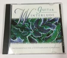 Christmas Music CD Guitar Winterlude Instrumentals 9 Tracts Unison Music 1997