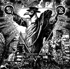 SIX-SCORE/PROSPERITY DENIED split LP NASUM AFGRUND DISFEAR SQUASH BOWELS GRIND