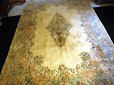 Persischer Kirman oder besichtigen Teppich ca. 6 x 9 FT.