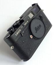 Leitz Leica M4-2 Rangefinder, Canada, Black, Excellent-Near Mint, Lightly used
