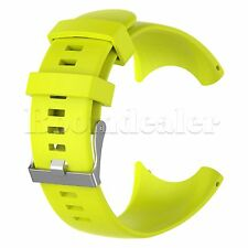 Replacement Silicone Wristband Strap for SUUNTO CORE Military Men Sports Watch