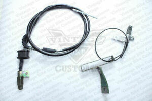 Suzuki Samurai SJ413 Drover Parking Hand Brake Cable Set