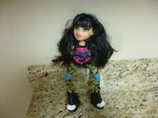 Mga Bratz Doll - Black/Teal Hair Camo Pants Pants Top Platforms Nice