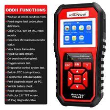 Car OBD2 Diagnostic Scanner Check Engine Battery Evap O2 Sensor Test Scan Tool