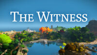 The Witness Steam Game (PC/MAC) - REGION FREE