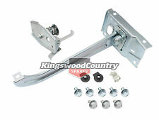 Holden Bonnet Lock + Lower Support + Bolts HQ HJ HX HZ cable catch latch