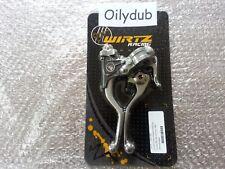 Wirtz Racing Pro Kit Brake Clutch Lever & Hot Start Honda CRF250 450 07 to 12