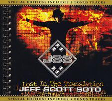 JSS - JEFF SCOTT SOTO - CD - LOST IN THE TRANSLATION