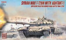 Model Collect UA72082 1/72 Syrian War T-72BM with Kontakt-1