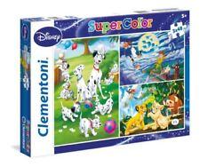 Puzzles Clementoni en carton avec 26 - 99 pièces