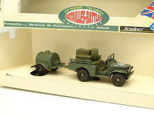 Solido Military Army 1/50 - Dodge 4X4 + Tonne