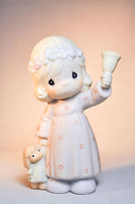 Precious Moments: Ring Out The Good News - 529966 - Classic Figure