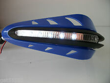 Azul LED Protectores Moto Enduro Streetfighter TDM Ttr Yzf Gsx WRF DTR XT