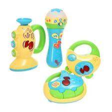 Ensemble de 4 instruments pour bébé