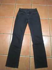 womens LEVI'S bold curve straight leg stretch denim jeans SZ 26-8
