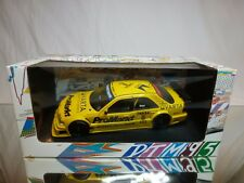UT MINICHAMPS MERCEDES C DTM 1995 ZAKSPEED - GRAU 1:18 - EXCELLENT IN BOX