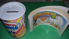 Fumetto in Scatola Topolino  striscia anni '90. Scatola + fumetto