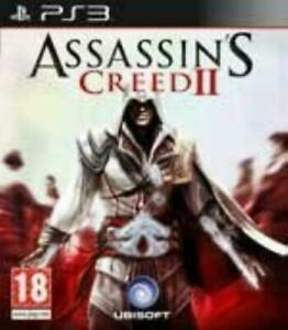 Assassins Creed 2 (Playstation 3 PS3) Fast Free Postage